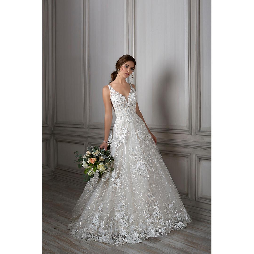 Os mais lindos vestidos de noiva para primavera