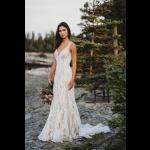 Vestidos de noiva com rendas diferenciadas