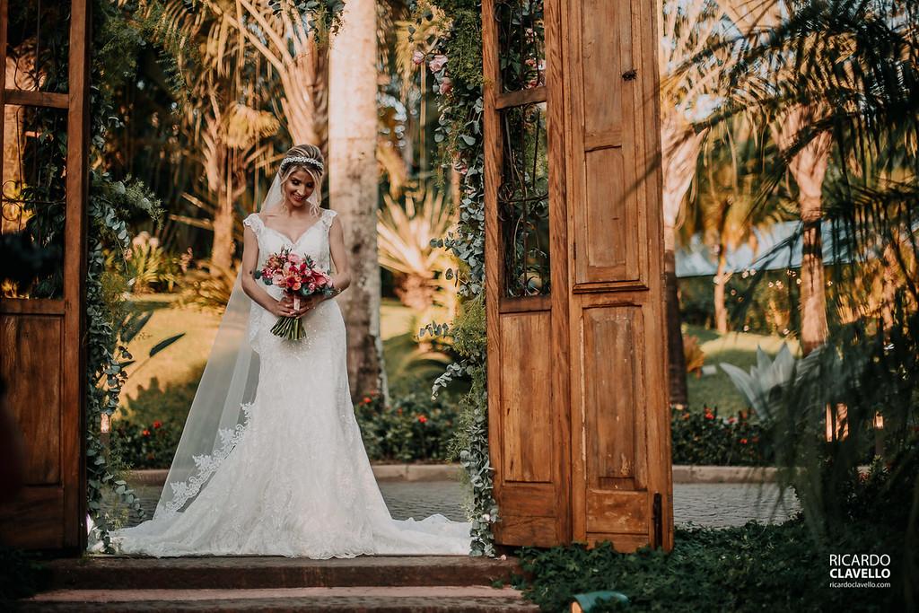 Casamento ao Ar livre no Vale dos Sonhos | Noiva Internovias Flávia