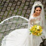 Casamento Intimista na Capela Santo Cristo dos Milagres | Noiva Internovias Fernanda