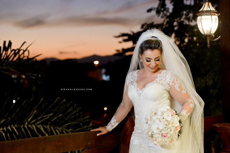 Casamento Clássico Romântico no Espaço Único | Noiva Internovias keila