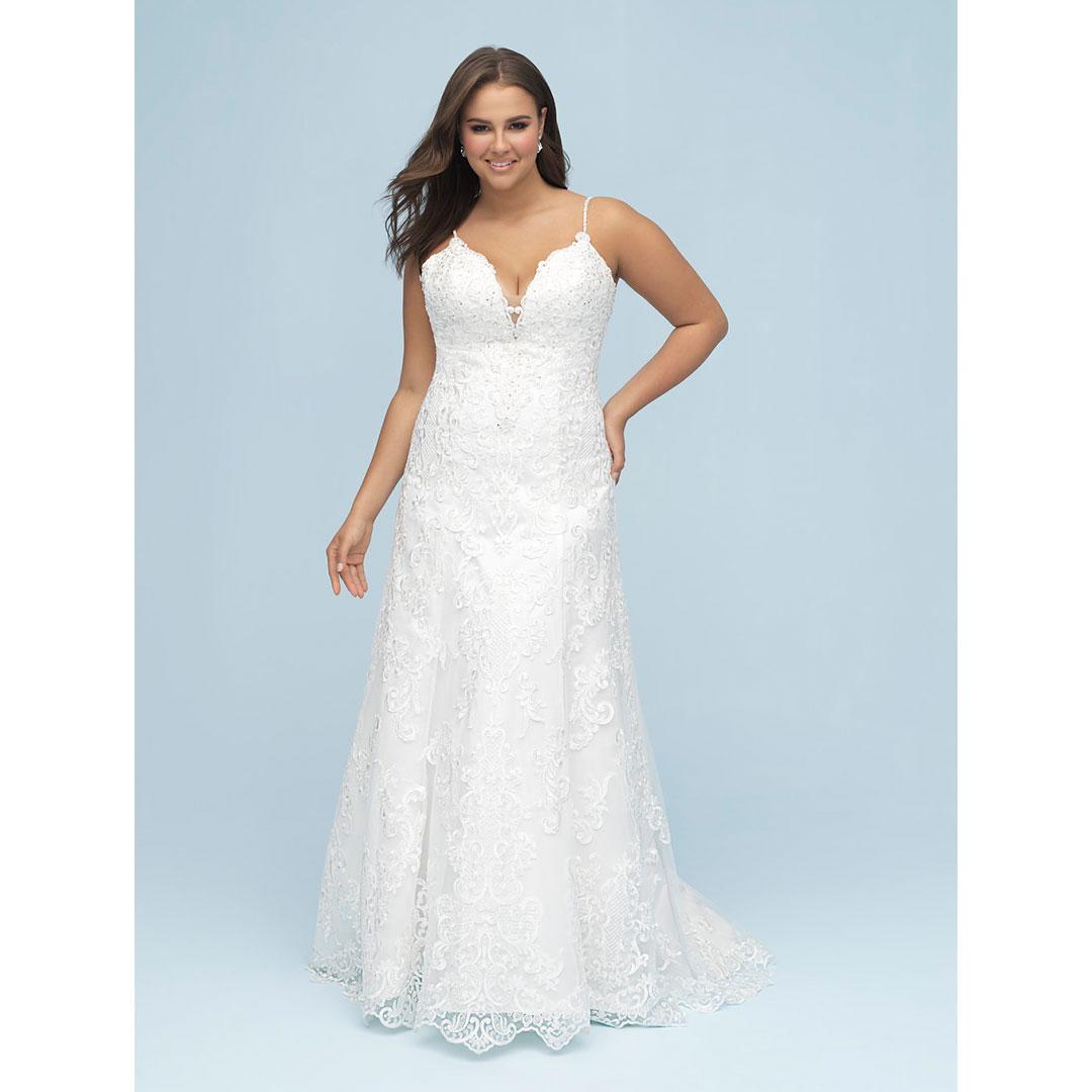 Os vestidos de noiva plus size que nós amamos