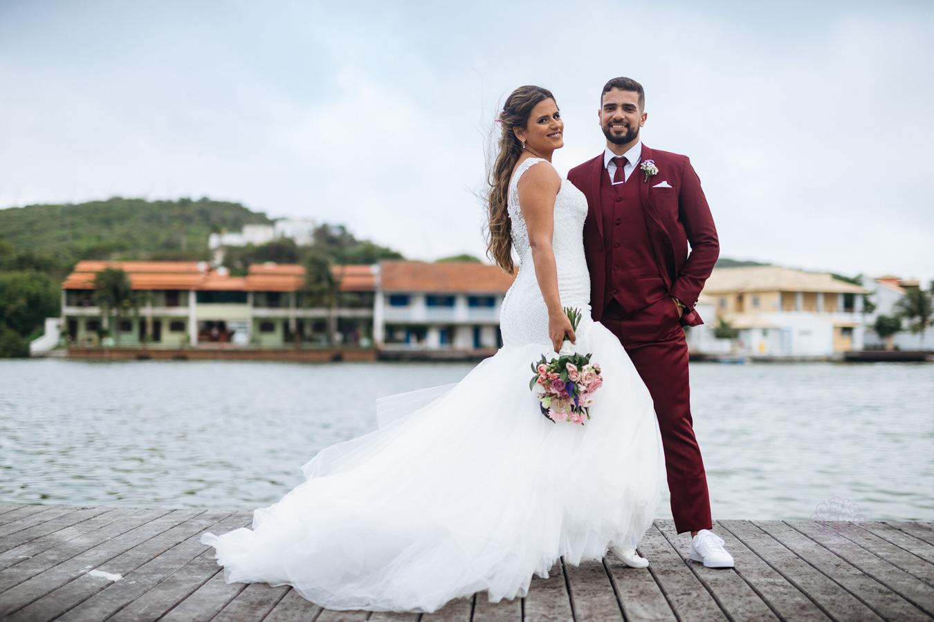 Casamento na Praia | Noiva Internovias Taís