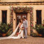 Casamento Único no Horto de Santo Antônio em Vargem Grande | Noiva Internovias Micheli