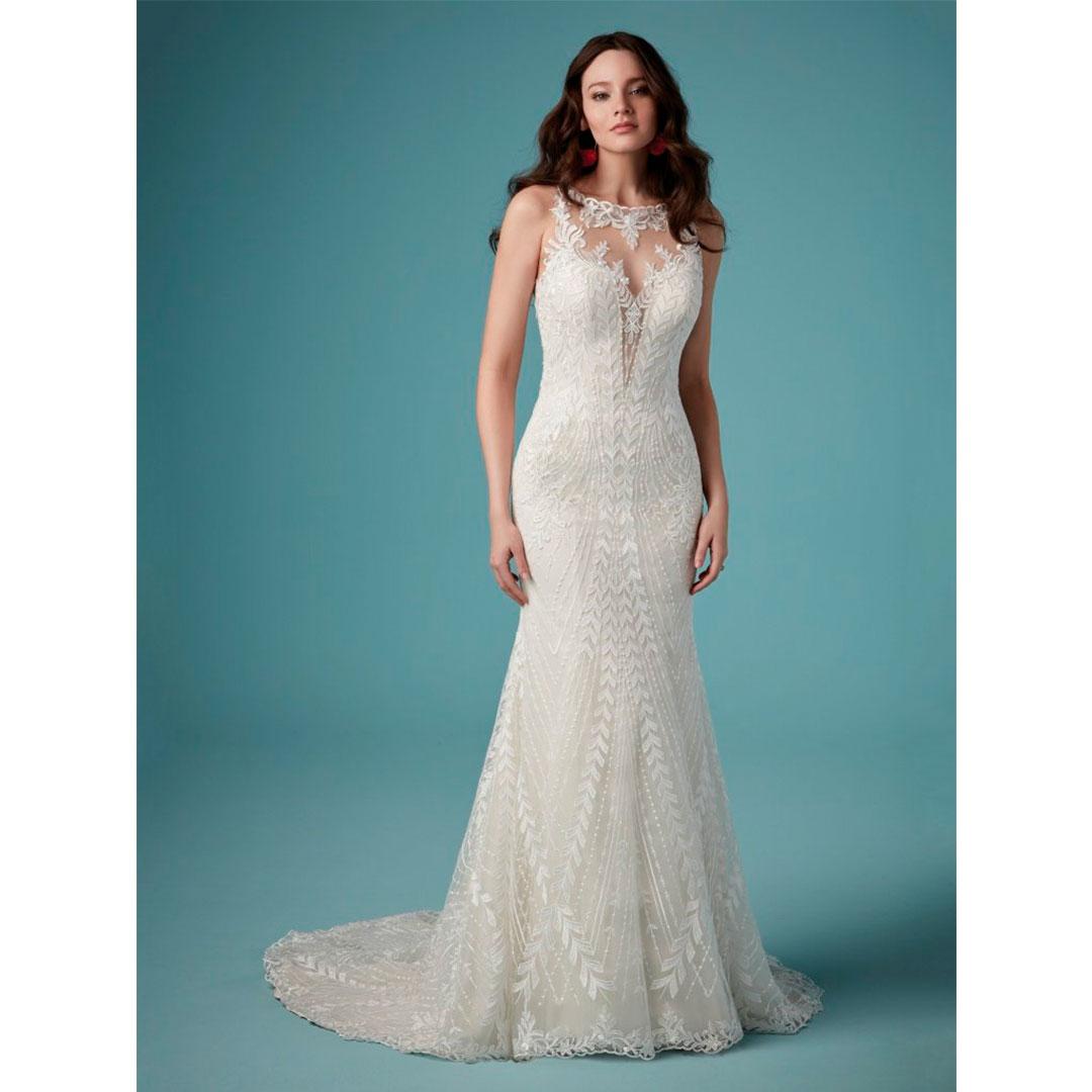 Como encontrar o vestido de noiva perfeito para o seu tipo de corpo