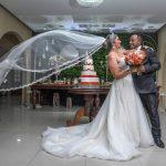 Casamento Clássico Romântico na Casa de Festas Sollar Macembú | Noiva Internovias Marilene
