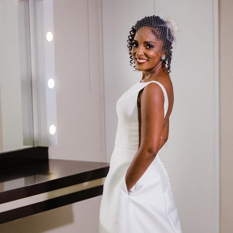 Casamento Romântico ao Ar Livre no Sítio Recanto de Mel | Noiva Internovias Aline