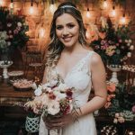 Mini Wedding Dimattoni Eventos | Noiva Internovias Fabiane