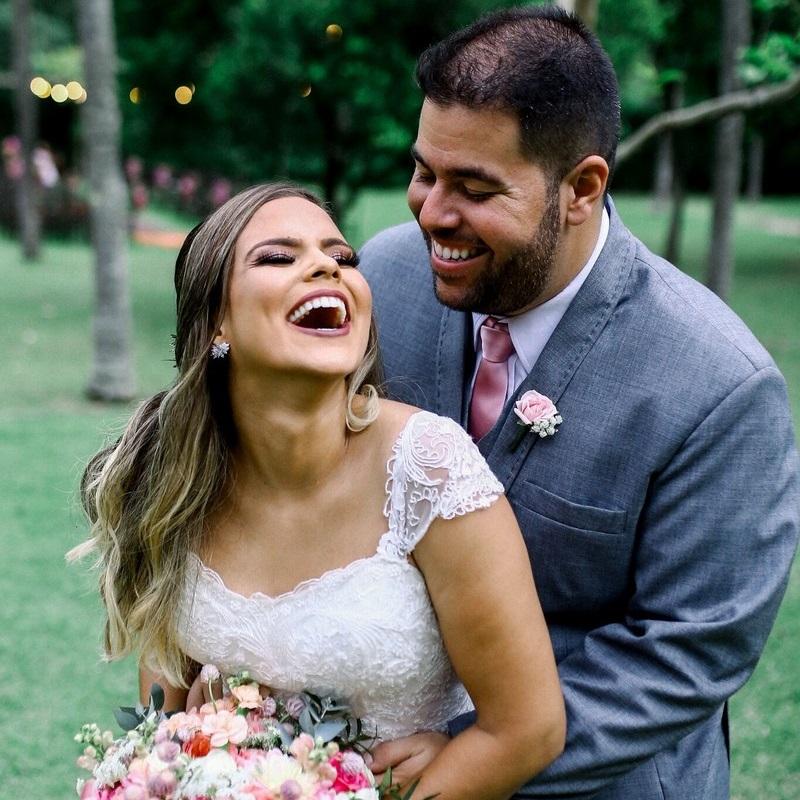 Casamento Rústico Chique no Espaço Arcadia | Noiva Internovias Iacy
