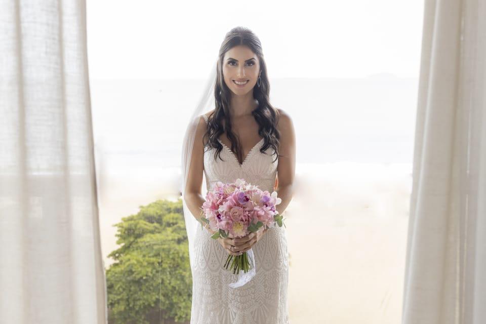 Casamento Rústico Chique no Circulo Militar da Praia Vermelha | Noiva Internovias Maria Amália