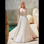 Renda, o detalhe que faz a diferença no vestido de noiva