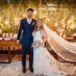 Casamento Rústico Chique na Casa do Lago | Noiva Internovias Bruna
