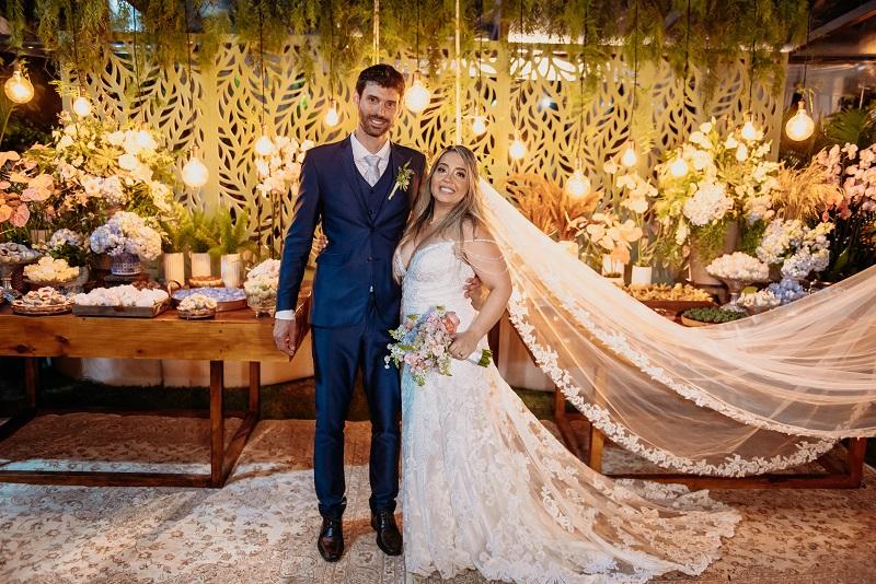 Casamento Rústico Chique na Casa do Lago   Noiva Internovias Bruna