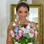 Casamento Rústico Chique na Casa de Festa Sítio do meu Pai | Noiva Internovias Leticia