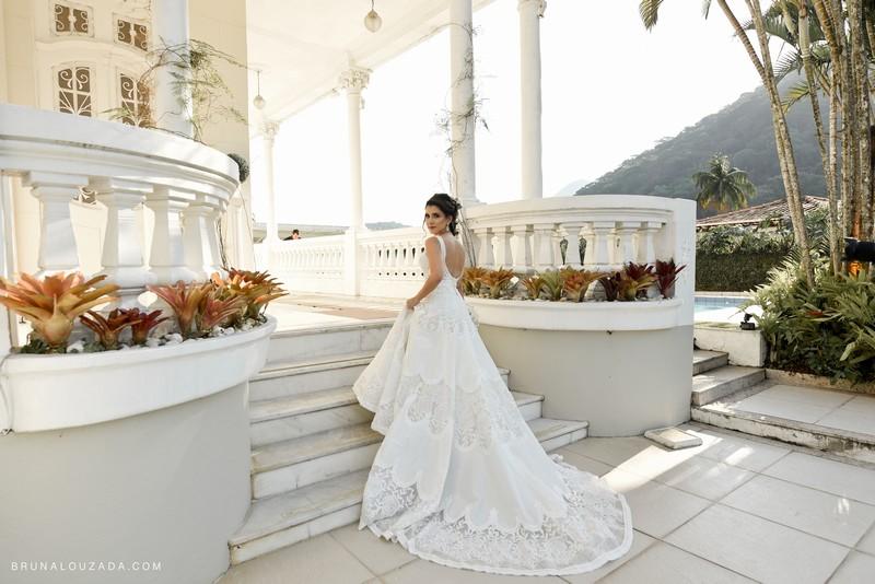 Casamento Romântico na Maison Paineiras | Noiva Internovias Amanda