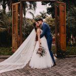 Casamento ao Ar Livre Romântico no Vale dos Sonhos | Noiva Internovias Vanessa