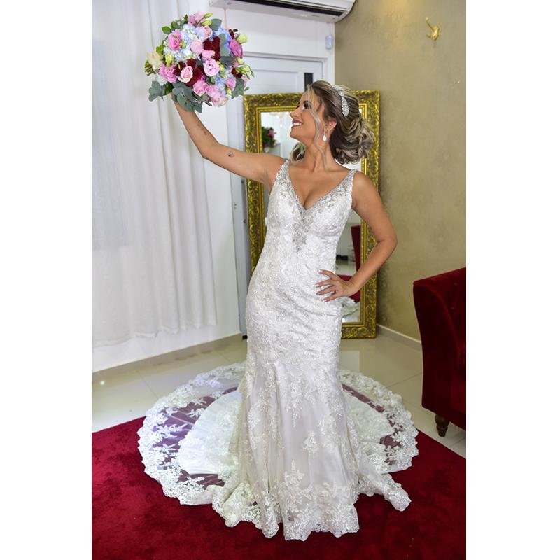 Os Vestidos de Noiva Sereia que Amamos