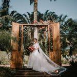 Casamento Rústico de Dia | Noiva Internovias Gláucia