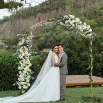 Casamento de Dia no Solar Real | Noiva Internovias Ana