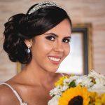 Casamento Clássico na Casa de Festas Marc Recepções | Noiva Internovias Ana Carolina
