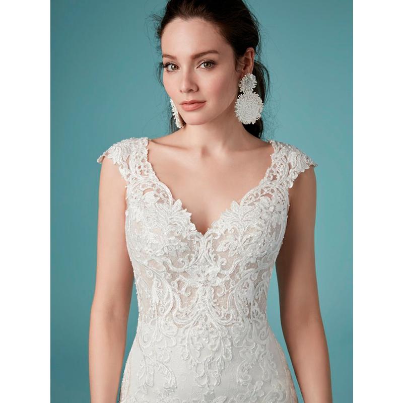 O grande segredo da escolha certa do vestido de noiva