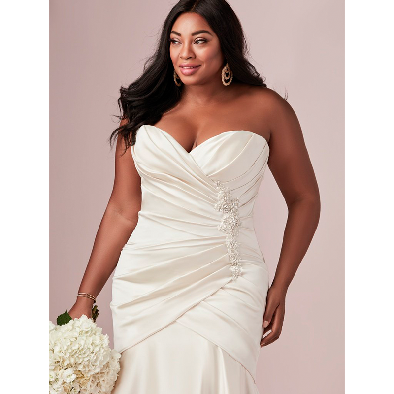 Principais Tendências de Vestido de Noiva Plus Size