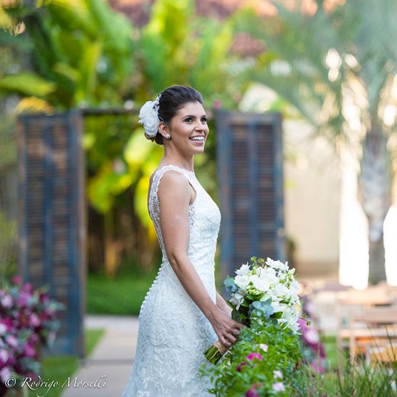 Estilos de vestido de noiva para cada estação do ano