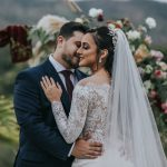 Mini Wedding ao Ar Livre | Noiva Internovias Taliane