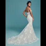 Tudo o que você precisa saber sobre a cauda do seu vestido de noiva