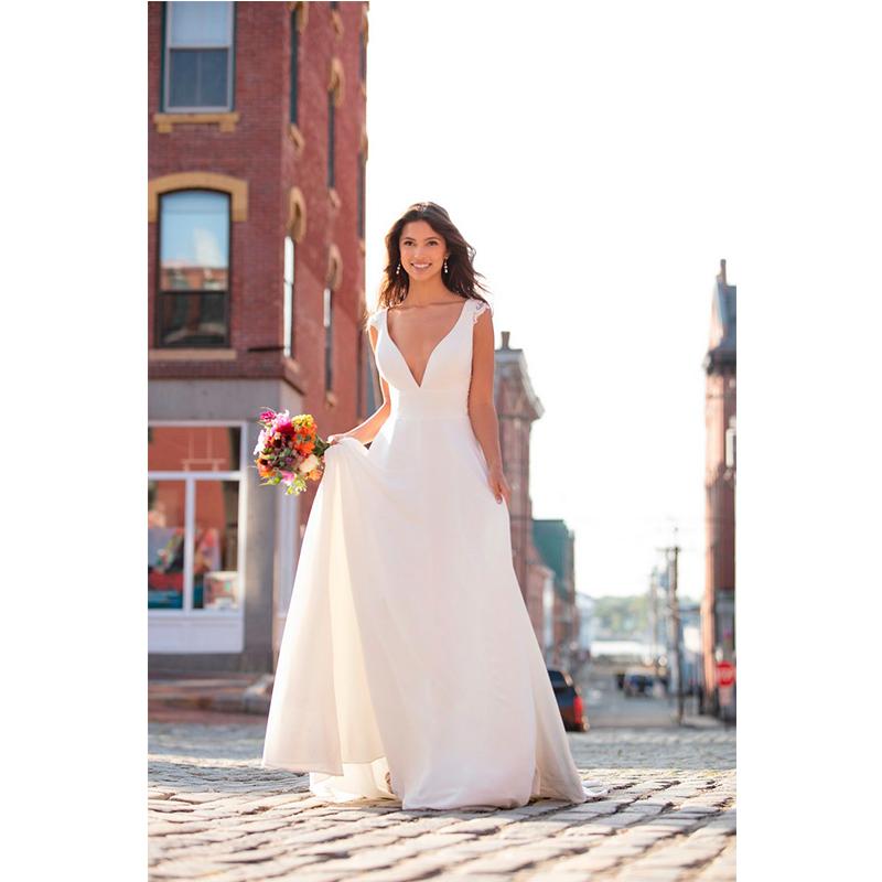 Vestidos de noiva perfeitos para casamento na primavera