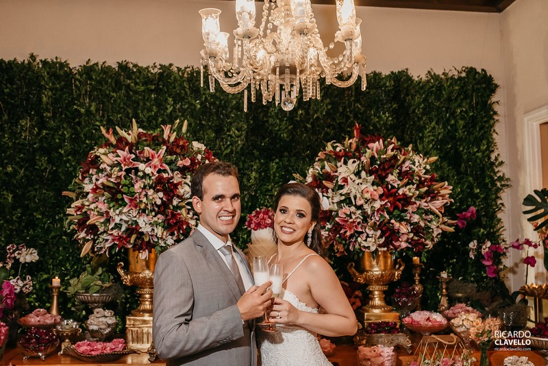 Casamento Clássico no Espaço Barcelona | Noiva Internovias Soraia