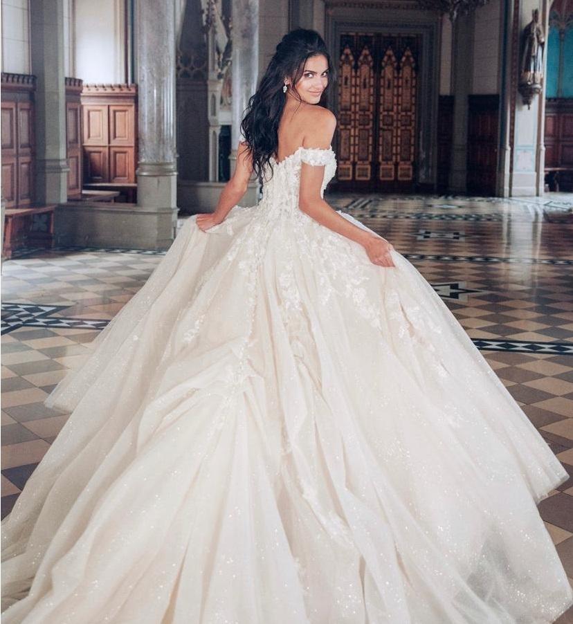 Vestido de noiva estilo princesa: inspirações e dicas!