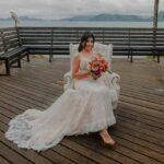 Mini Wedding na Praia em Angra dos Reis | Noiva Internovias Jéssica