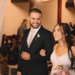 Mini Wedding ao Ar Livre no Mirante Primavera | Noiva Internovias Deize