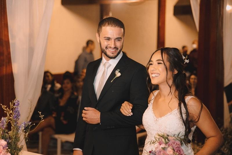 Mini Wedding ao Ar Livre no Mirante Primavera | Noiva Internovias Deize