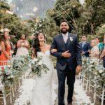 Mini Wedding ao Ar Livre na Villa Riso | Noiva Internovias Gabriela