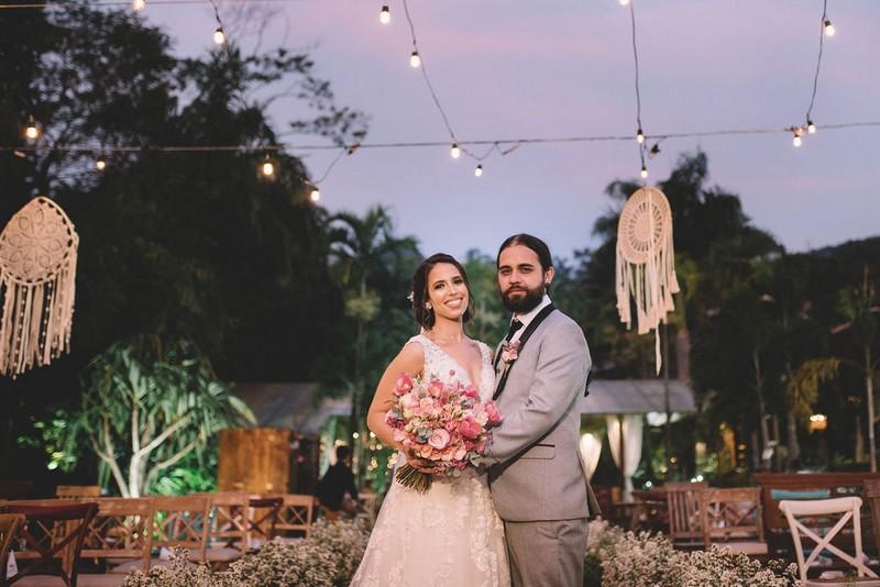 Casamento boho: tudo o que você precisa saber sobre o estilo
