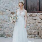 Casamento de Dia ao Ar Livre no Monte Záion | Noiva Internovias Mayara