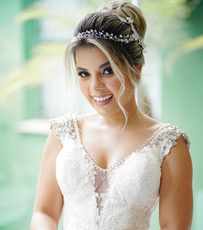 Casamento de Dia ao Ar Livre | Noiva Internovias Dayani