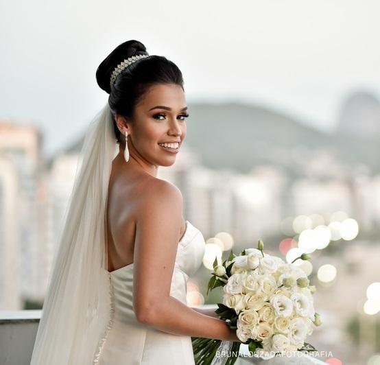 Casamento ao Ar Livre | Noiva Internovias Anne