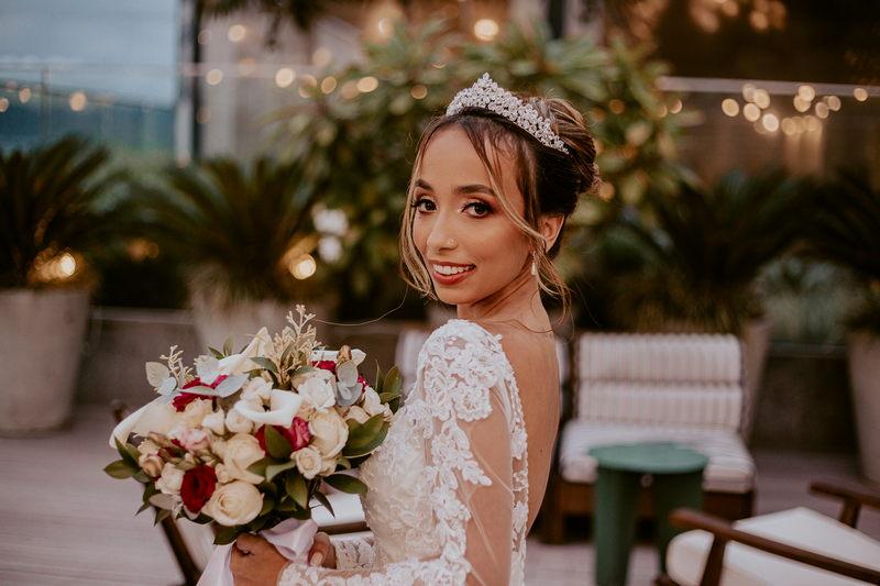 Casamento Clássico no Prodigy Hotels | Noiva Internovias Gabrielli
