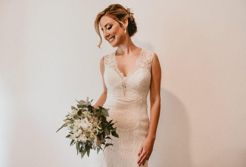 Mini Wedding no Nomangue Eventos | Noiva Internovias Samara
