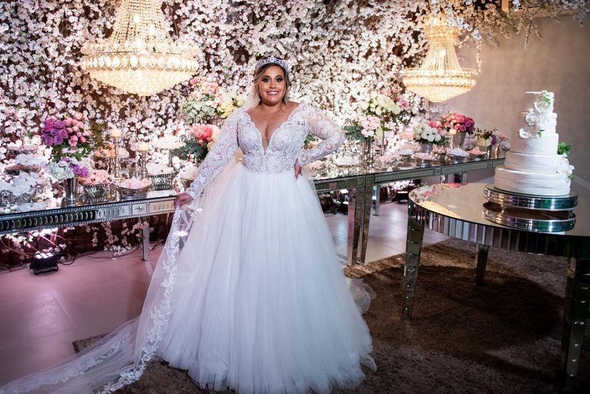 Casamento Clássico na Green House Buffet | Noiva Internovias Thamiris