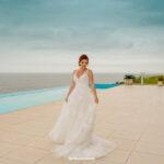 Casamento ao Ar Livre a Noite no Sítio Recanto dos Coqueiros | Noiva Internovias Jéssica