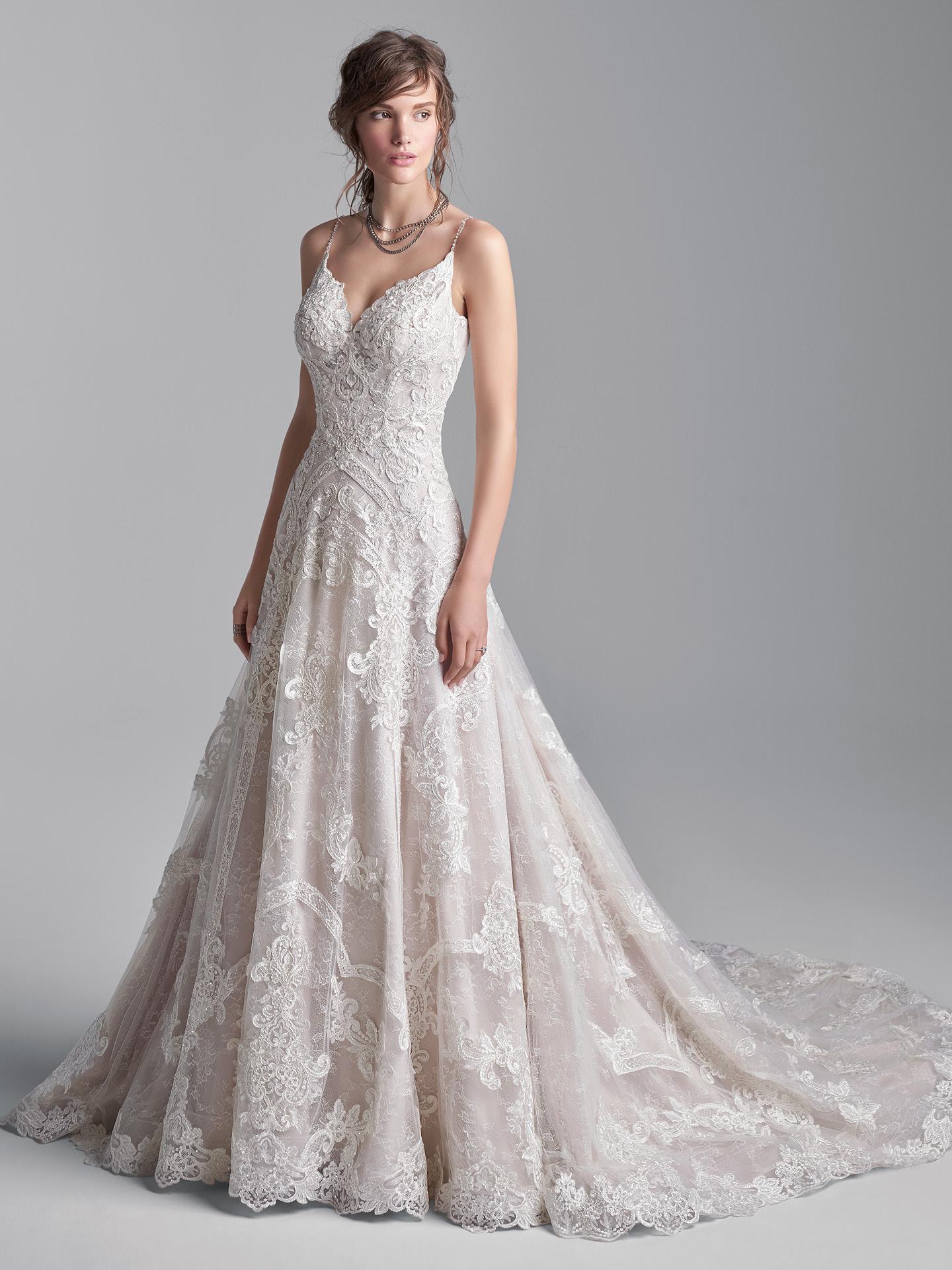 Vestido de noiva evasê: melhores dicas para escolher o seu