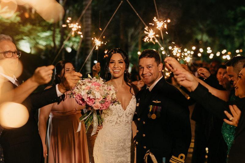 Casamento ao Ar Livre | Noiva Internovias Lilian