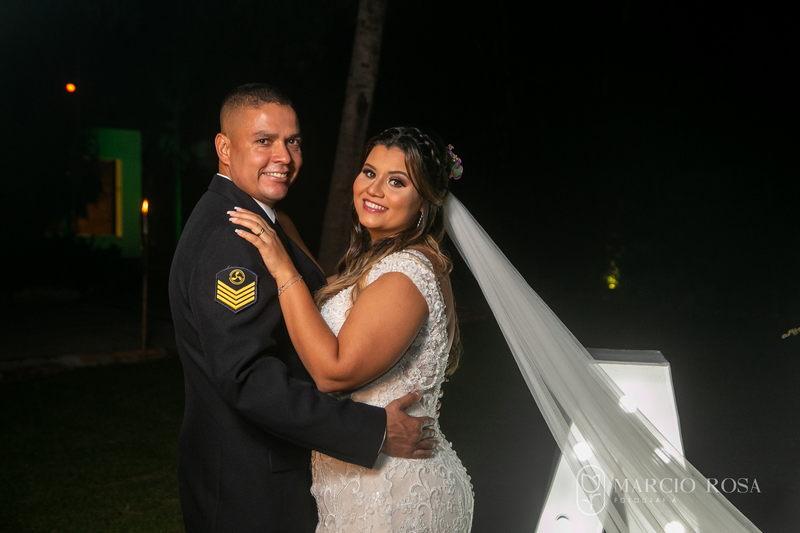 Casamento ao Ar Livre à Noite na Vila Caniza | Noiva Internovias Ana Carolina
