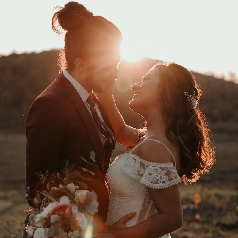 Casamento ao Ar Livre no Sítio Cores de Ipê | Noiva Internovias Ingrid