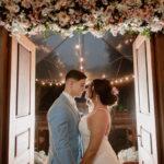 Casamento ao Ar Livre no JP Salão de Festas | Noiva Internovias Giulia
