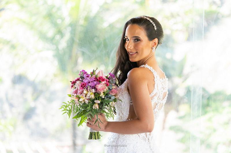 Casamento ao Ar Livre no Zéfiro Eventos | Noiva Internovias Ana